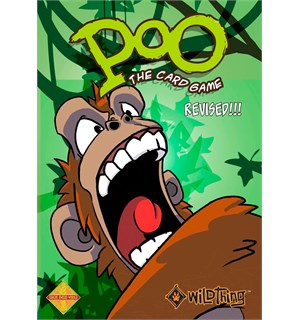 Poo Card Game Revised Kortspill