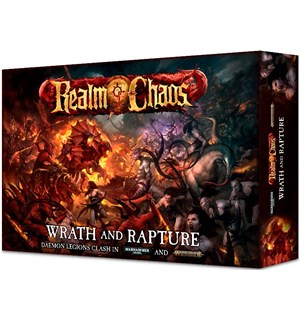 Realm of Chaos Wrath & Rapture Warhammer 40K / Age of Sigmar