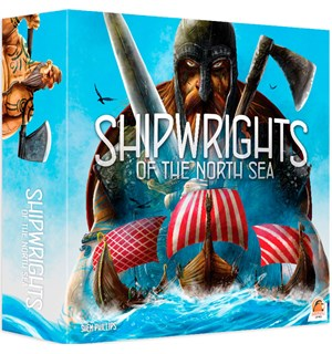 Shipwrights of the North Sea Brettspill