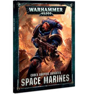 Space Marines Codex 2017 Edition Warhammer 40K
