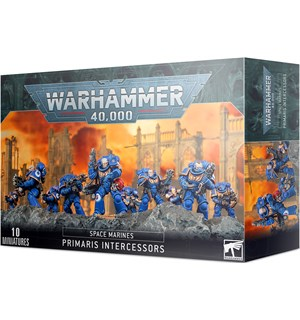 Space Marines Primaris Intercessors