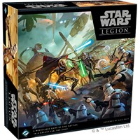 Star Wars Legion Clone Wars Core Set Nytt startsett til Star Wars Legion