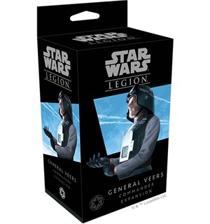 Star Wars Legion General Veers Expansion Utvidelse til Star Wars Legion