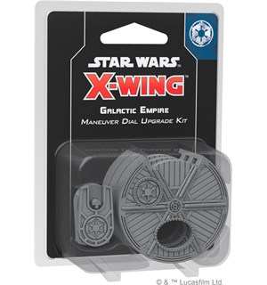 Star Wars X-Wing Empire Dial Upgrade Galactic Empire Maneuver Dial Upgrade Ki