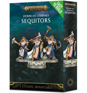 Stormcast Eternals Sequitors ETB Age of Sigmar - Easy to build