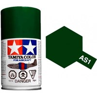 Tamiya Airspray AS-1 Dark Green IJN Tamiya 86501 - 100ml