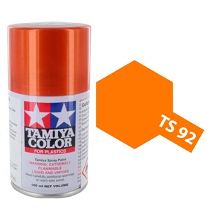 Tamiya Airspray TS-92 Metallic Orange Tamiya 85092 - 100ml