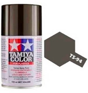 Tamiya Airspray TS-94 Metallic Gray Tamiya 85094 - 100ml