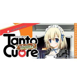 Tanto Cuore Expanding The House Kortspil