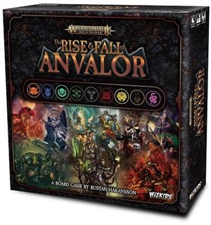 The Rise & Fall of Anvalor Brettspill Warhammer Age of Sigmar