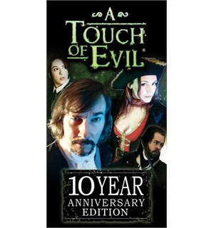 Touch of Evil 10 Year Ann. Ed Brettspill 10 Year Anniversary Edition