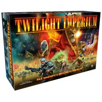 Twilight Imperium 4th Edition Brettspill Fourth Edition