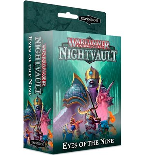 Underworlds Warband The Eyes of the Nine Warhammer Underworlds Nightvault