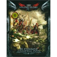 Warhammer 40K RPG Blessings Unheralded Wrath & Glory - Scenario/Adventure