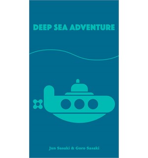 Deep Sea Adventure Brettspill