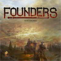 Founders of Gloomhaven Brettspill