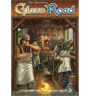 Glass Road Brettspill