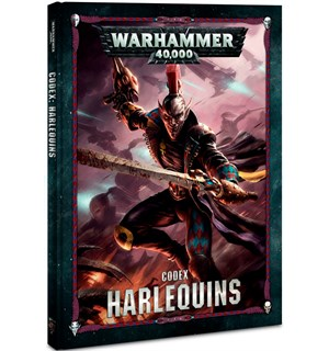 Harlequins Codex Warhammer 40K