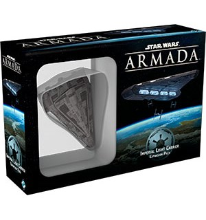 Star Wars Armada Imperial Light Carrier Utvidelse til Star Wars Armada