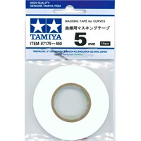 Tamiya Masking Tape For Curves - 5mm