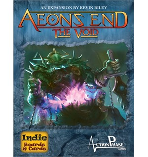Aeons End The Void Expansion Utvidelse til Aeons End Second Edition