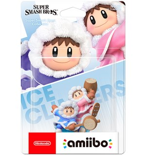 Amiibo Figur Ice Climbers Super Smash Bros Collection No 68