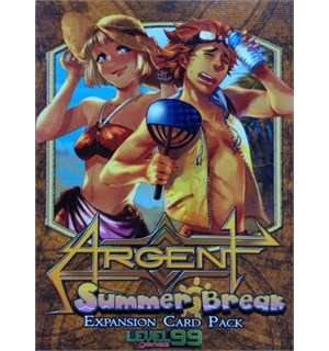 Argent Summer Break Expansion Utvidelse til Argent Consortium