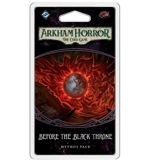 Arkham Horror TCG Before the Black Thron Utvidelse til Arkham Horror Card Game