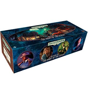 Arkham Horror TCG Return to Night Exp Return to Night of Zealot