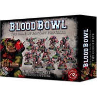 Blood Bowl Team The Gouged Eye Orc Blood Bowl Team