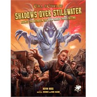 Call of Cthulhu Shadows Over Stillwater Call of Cthulhu RPG / Pulp Cthulhu RPG