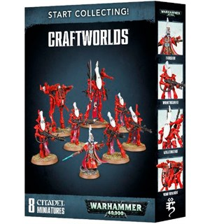 Craftworlds Start Collecting Warhammer 40K
