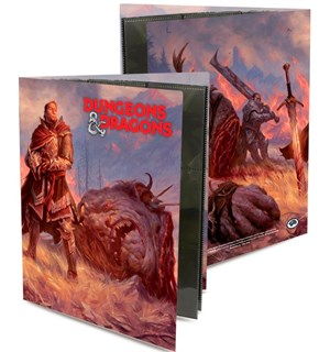 D&D Character Folio Giant Killer Dungeons & Dragons