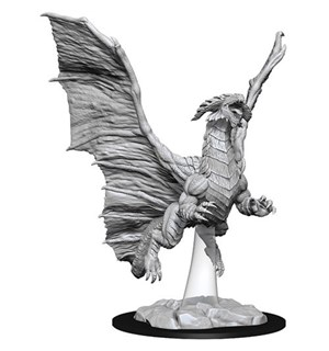 D&D Figur Nolzur Young Copper Dragon Nolzur's Marvelous Miniatures - Umalt