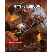 D&D Rules Players Handbook Dungeons & Dragons