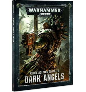 Dark Angels Codex Warhammer 40K