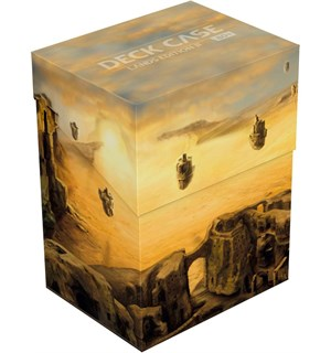 Deck Case Lands Edition Plains 80+ Ultimate Guard Lands Edition II