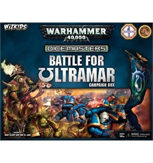 Dice Masters 40K Battle for Ultramar Warhammer 40K Campaign Box