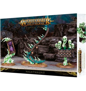 Endless Spells Nighthaunt Warhammer Age of Sigmar