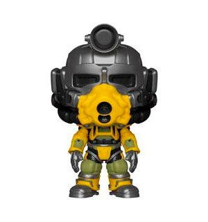 Fallout 76 POP Figur Excavator Power Arm Armour