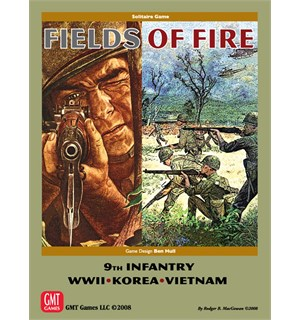 Fields of Fire Brettspill Second Edition