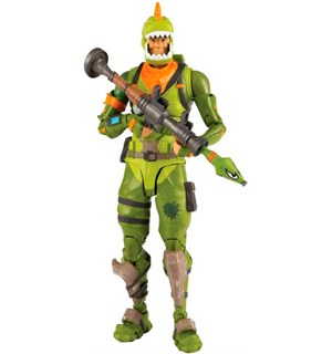 Fortnite Figur Rex 18 cm Action Figure