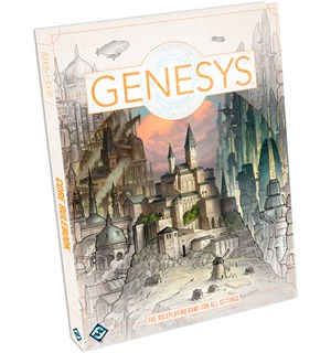 Genesys RPG Core Rulebook Regelbok for Android + Terrinoth