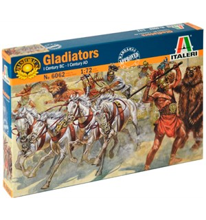 Gladiators Italeri 1:72 Figurer