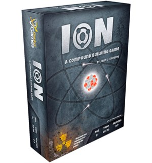 Ion A Compound Building Game Brettspill