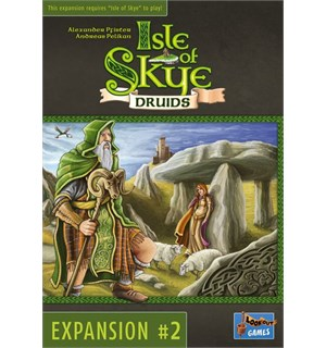 Isle of Skye Druids Expansion #2 Utvidelse til Isle of Skye