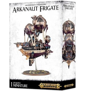 Kharadron Overlords Arkanaut Frigate Warhammer Age of Sigmar