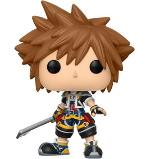 Kingdom Hearts POP Figur Sora 9cm