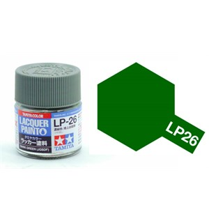 Lakkmaling LP-26 Dark Green JGSDF Tamiya 82126 - 10ml