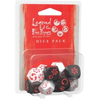 Legend of the 5 Rings RPG Dice Pack Legend of the Five Rings